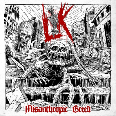 Lik - Misanthropic Breed | DIGI-CD