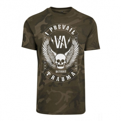 i-prevail - Winged Skull | T-Shirt