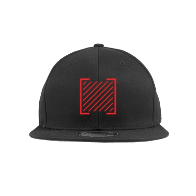 shop - Red Trauma Symbol | Snapback Cap
