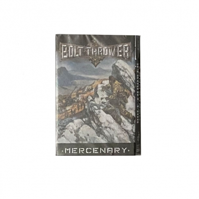 Bolt Thrower - Mercenary | Tape
