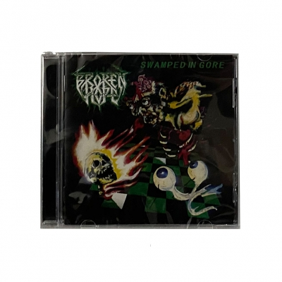 Swamped in Gore | CD