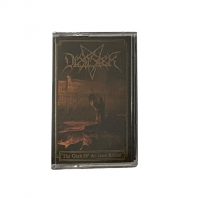 Desaster - The Oath of an Iron Ritual | Tape
