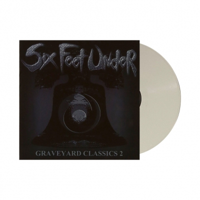 Six Feet Under - Graveyard Classics 2 | White Vinyl