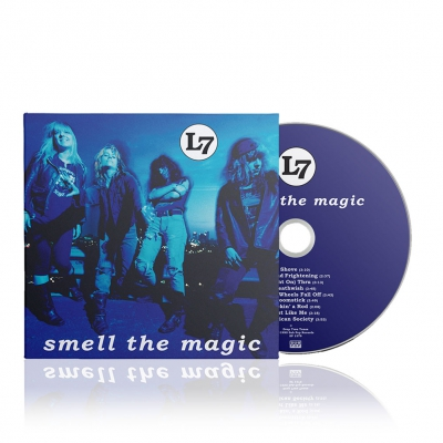 L7 - Smell The Magic 30th. Anniv. | CD