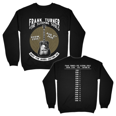 Frank Turner - Show 2500 | Sweatshirt