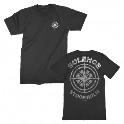 Compass Badge | T-Shirt