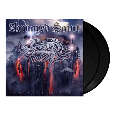 Armored Saint - Punching the Sky | 2x180g Black Vinyl