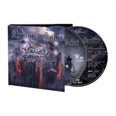 Armored Saint - Punching the Sky | CD+DVD