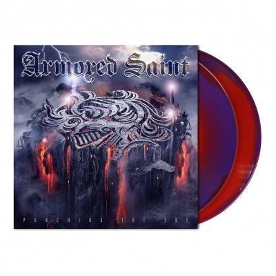 Punching the Sky | 2xPurple/Red Melt Vinyl