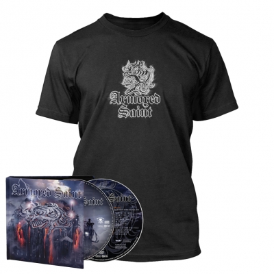 Armored Saint - Punching the Sky | CD+DVD Bundle