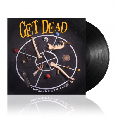 Get Dead - Dancing With The Curse | Black Vinyl