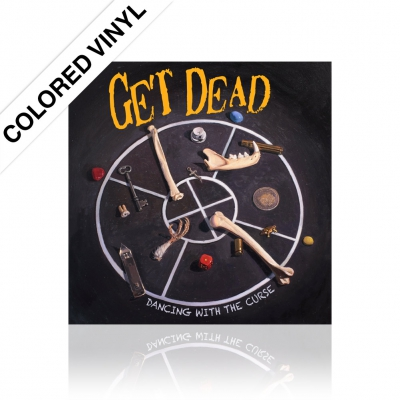 Get Dead - Dancing With The Curse | Colored Vinyl