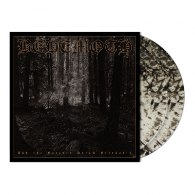 Behemoth - And the Forests Dream Eternally | 2xClear/Black Du