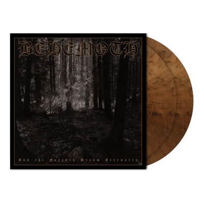 Behemoth - And the Forests Dream Eternally | 2xClear Sepia Vi