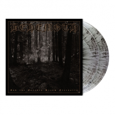 behemoth - And the Forests Dream Eternally | 2xSilver/Black S