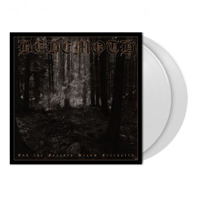 Behemoth - And the Forests Dream Eternally | 2xWhite Vinyl