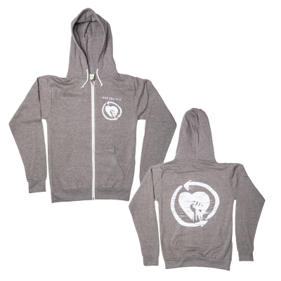 Heart Fist | Zip-Hood