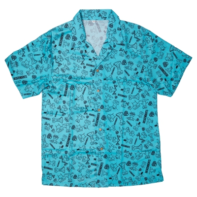 Milo Pattern | Short Sleeve Shirt