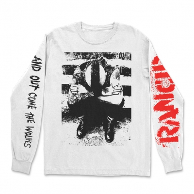 Rancid - AOCTW 25th Anniversary White | Longsleeve