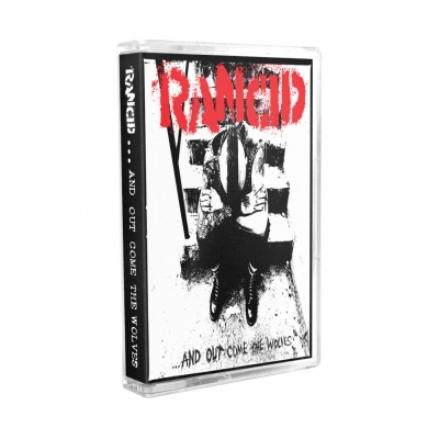 rancid - And Out Come The Wolves   Cassette