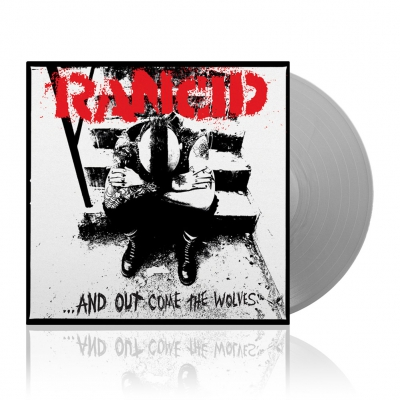 Rancid - And Out Come The Wolves | Silver Vinyl