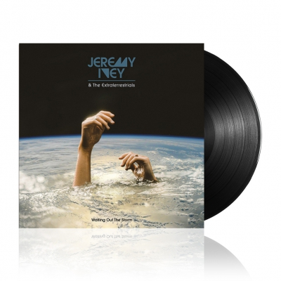 Jeremy Ivey - Waiting Out The Storm | Black Vinyl
