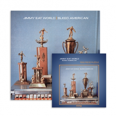 Jimmy Eat World - Bleed American | Puzzle