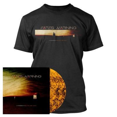 Long Day Good Night | 2xOrange/Black Dust Vinyl Bundle