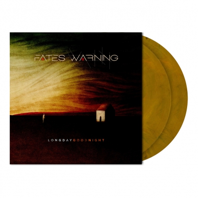 Fates Warning - Long Day Good Night | 2xDark Goldenrod Vinyl