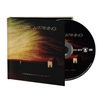 Fates Warning - Long Day Good Night | DIGI-CD