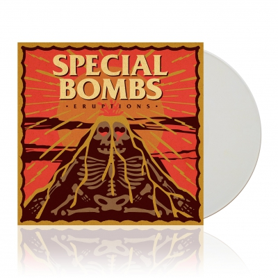 Special Bombs - Eruptions | White Vinyl