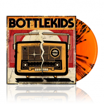 Bottlekids | Orange Splatter Vinyl
