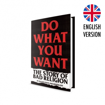 Bad Religion - Do What You Want | Book