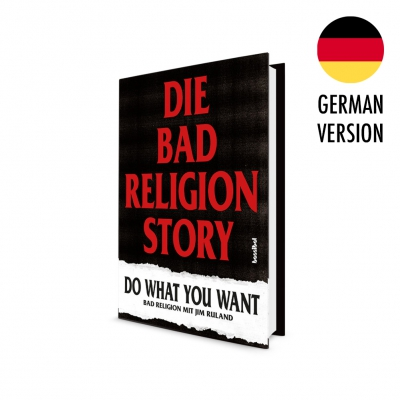 shop - Die Bad Religion Story - Do What You Want | Book
