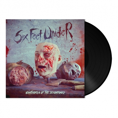 Six Feet Under - Nightmares... | 180g Black Vinyl