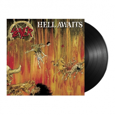Slayer - Hell Awaits | 180g Black Vinyl