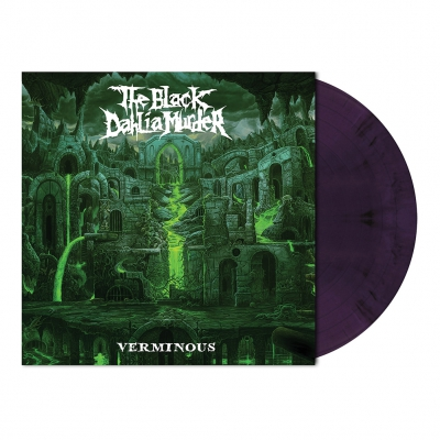 Verminous | Purple/Black Marbled Vinyl