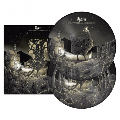 Igorrr - Spirituality and Distortion | V2-2xPicture Vinyl