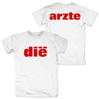 die arzte Weiß | T-Shirt (Unisex)