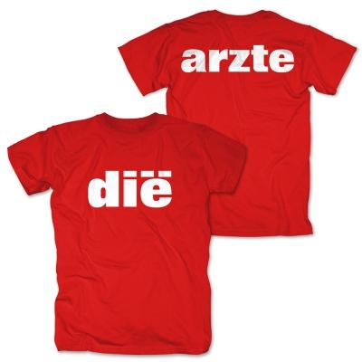 die arzte Rot | T-Shirt (Unisex)