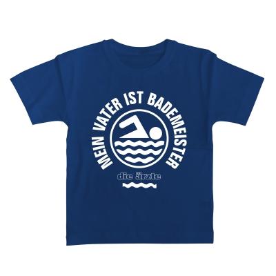 Mein Vater ist Bademeister | Kinder Shirt
