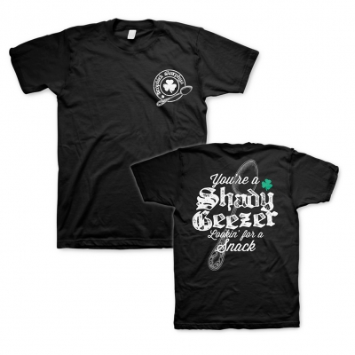 Shady Geezer | T-Shirt