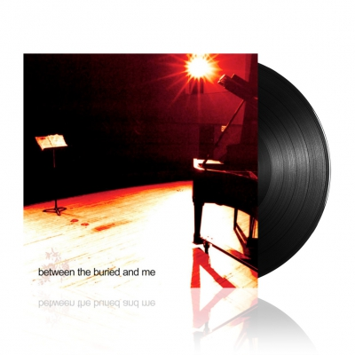 Between The Buried And Me - s/t| Black Vinyl