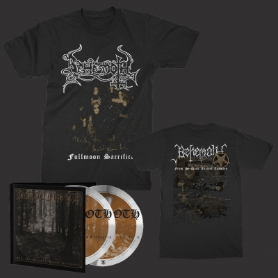 behemoth - Fullmoon Sacrifice | T+2xCD Bundle