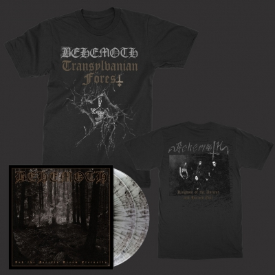 shop - Transylvanian Forest | T+2xSilver/Black Splatter Vinyl Bundle