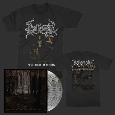 shop - Fullmoon Sacrifice | T+2xSilver/Black Splatter Vinyl Bundle