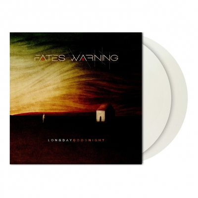 Fates Warning - Long Day Good Night | 2xClear/White Vinyl