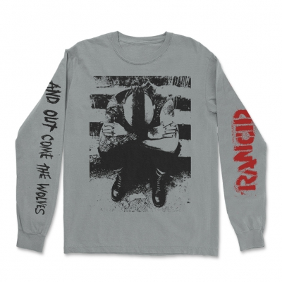 AOCTW 25th Anniversary Grey | Longsleeve
