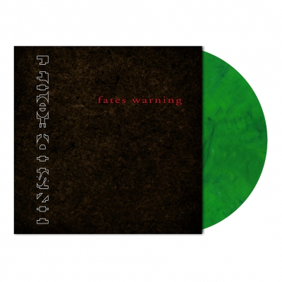 Fates Warning - Inside Out | Grass Green Marbled Vinyl