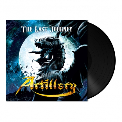 Artillery - The Last Journey | Black 7 Inch